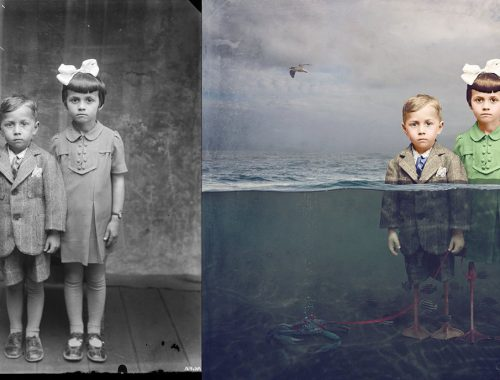 jane-long-colorizes-old-photos-and-adds-a-surreal-twist-to-them-10