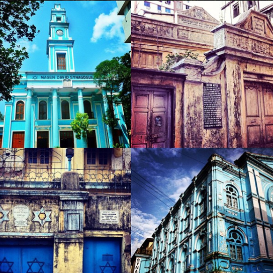 Synagogues of Mumbai