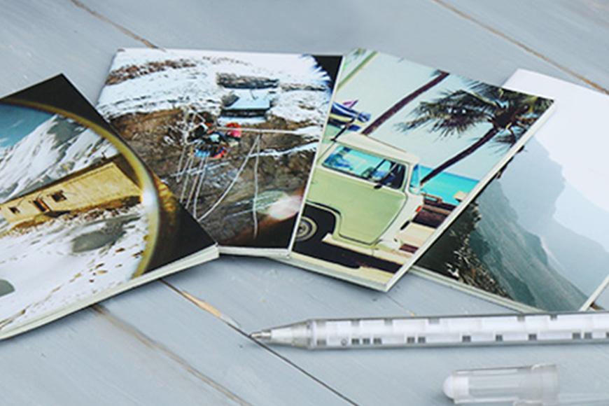 CREATIVE USES OF PASSPORT NOTEBOOKS