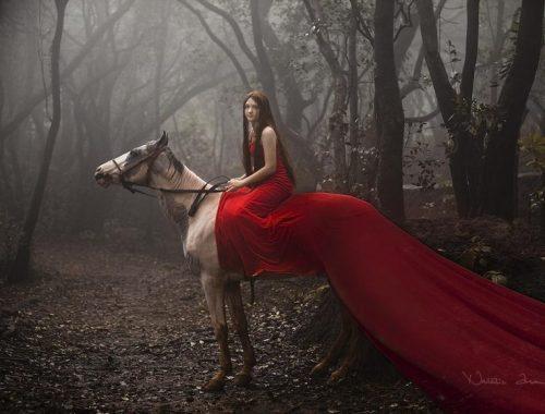 Concept & Portrait Photographer Natalia Arantseva