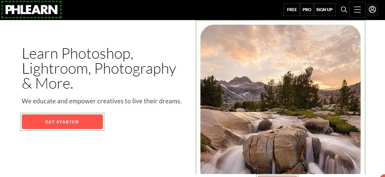 Phlearn Photography courses