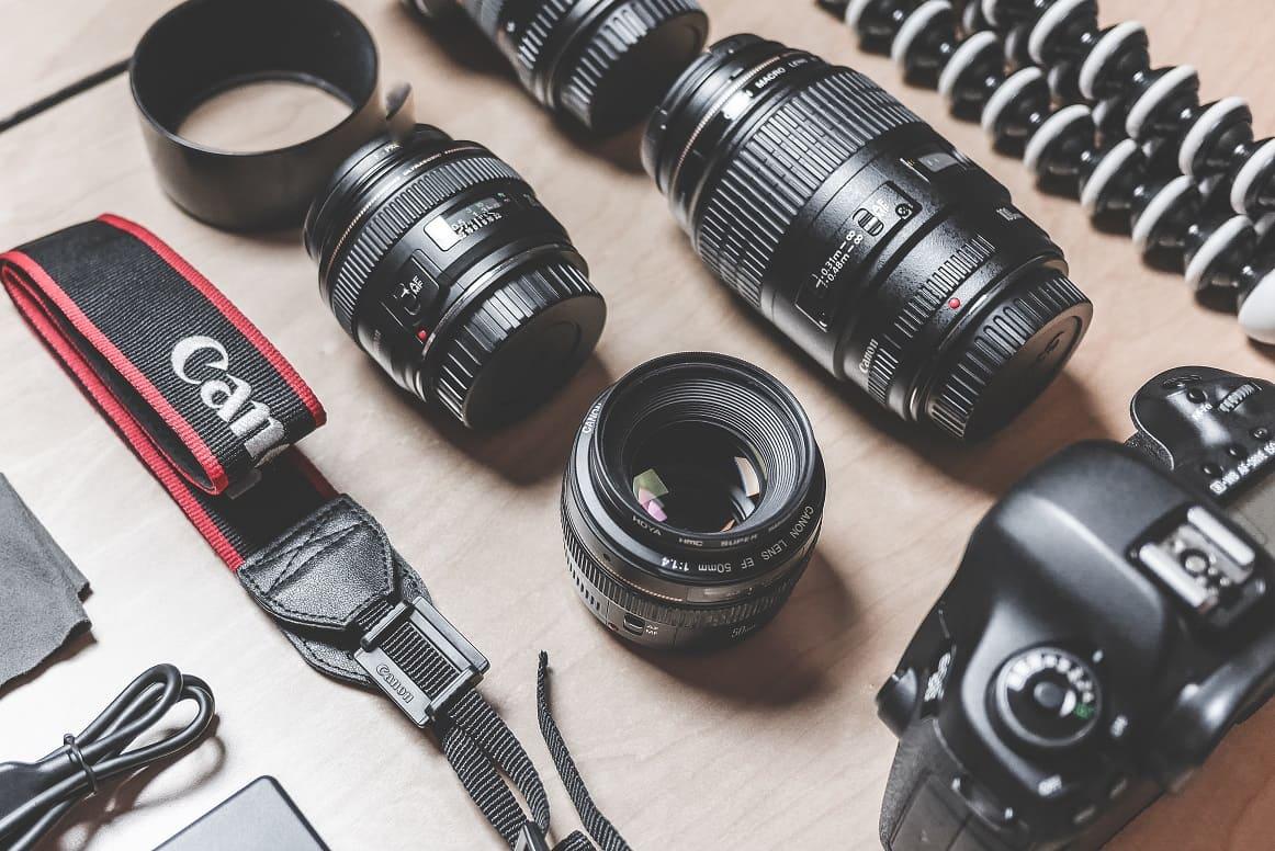 Camera Gear sets