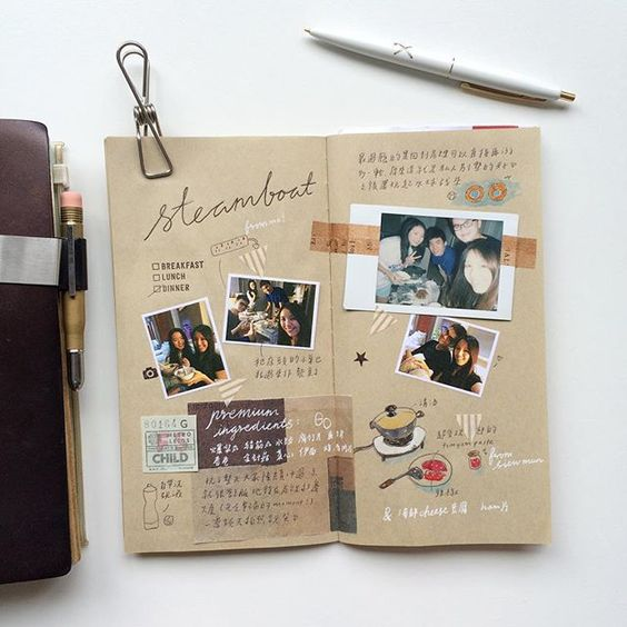 scrapbook ideas - photojaanic 4