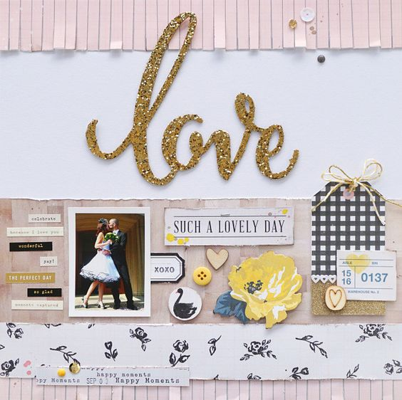 scrapbook ideas - photojaanic 5