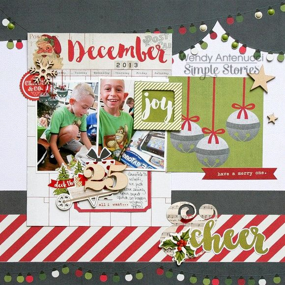 scrapbook ideas - photojaanic 6