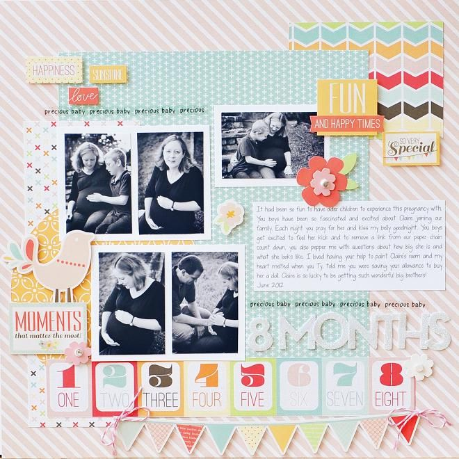 scrapbook ideas - photojaanic 7