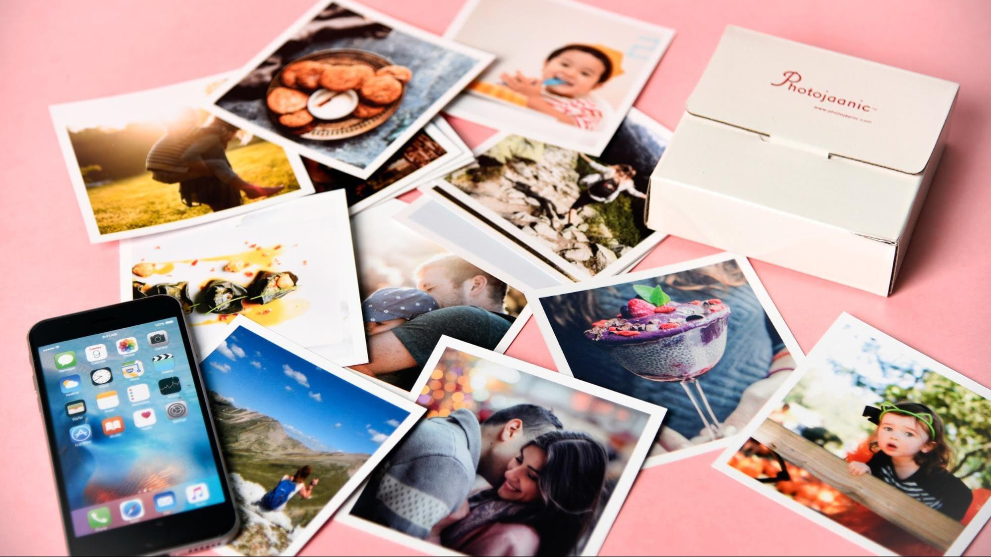 Customized Photojaanic Ideas