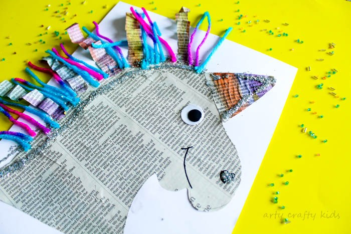 affordable and easy art and craft ideas for kids (2)