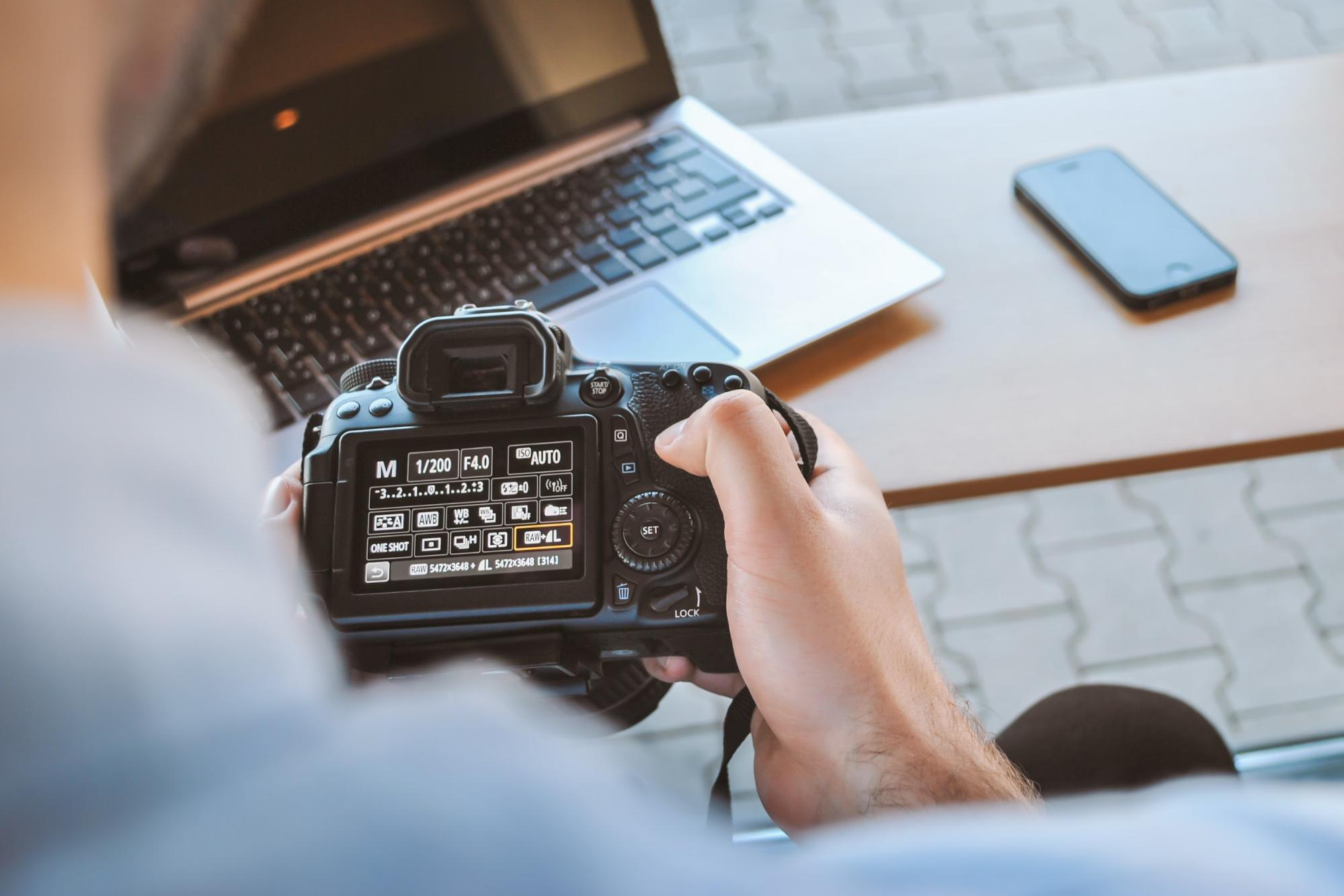 ISO Photography Tips