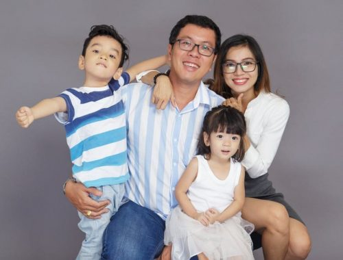 family photo studio Singapore