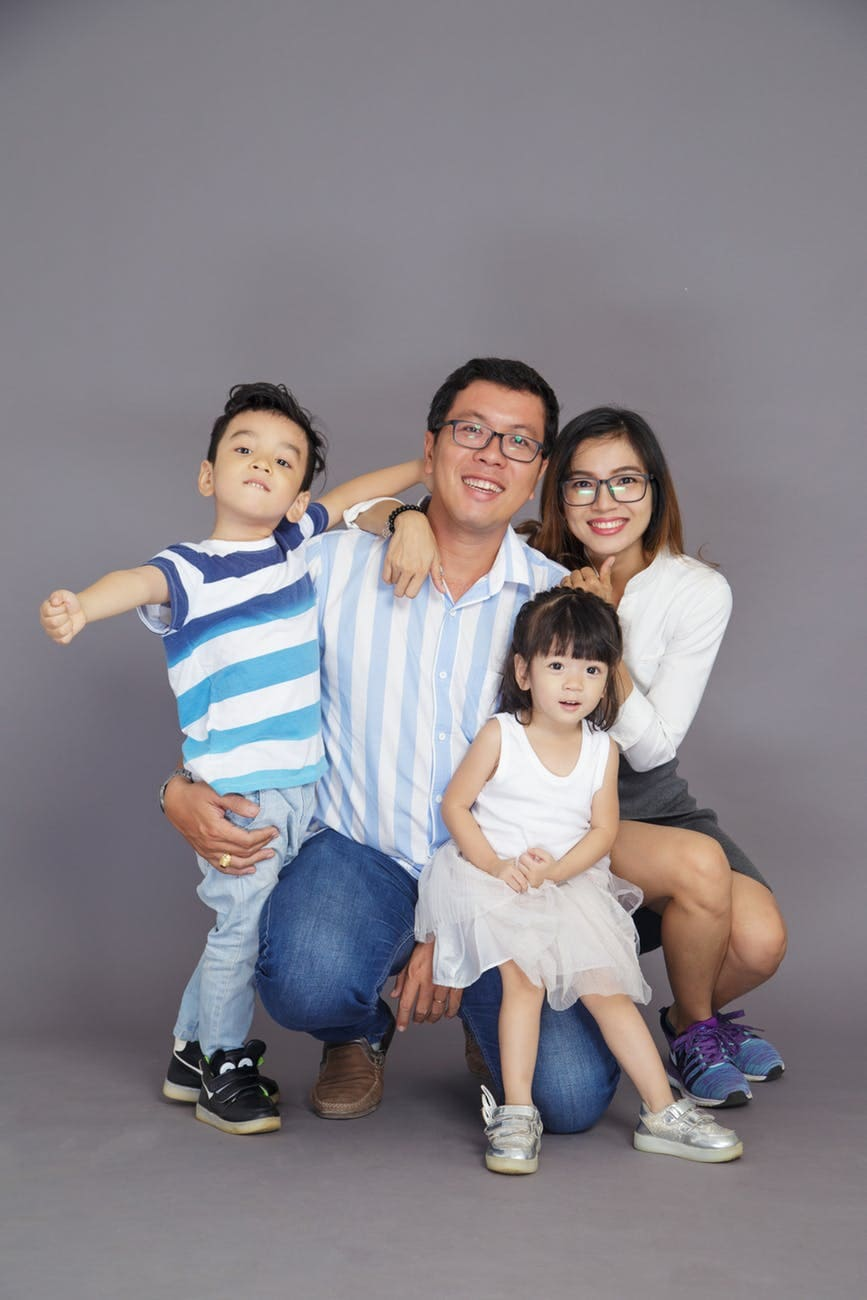 family photo studio Singapore