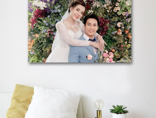 best canvas print gift in Singapore