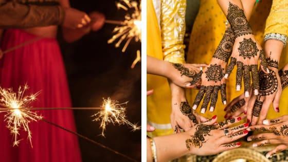 Celebration Of Deepavali
