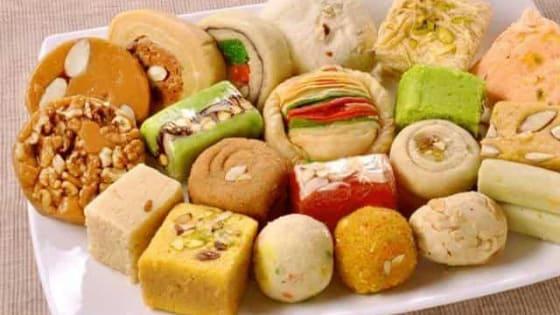 Deepavali Sweets