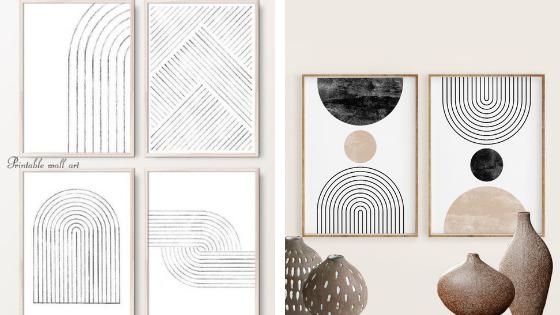 Best line artworks designs