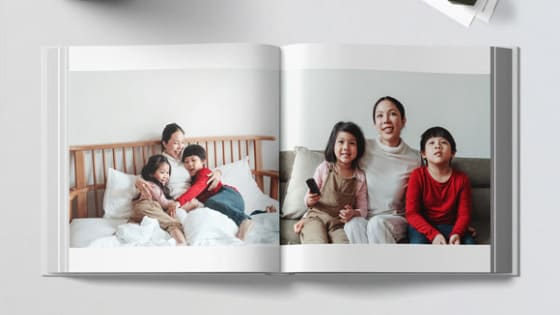 Mom's Memories on Photo books