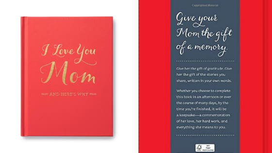 Notebooks for mothers