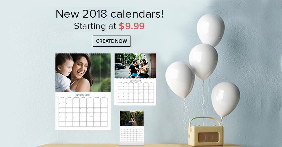 calendars Offers