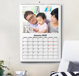 customized calendar online