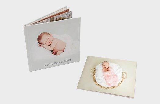 Cute Baby Photo Albums
