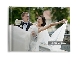 Wedding Photobooks online