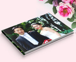 wedding photo album singapore