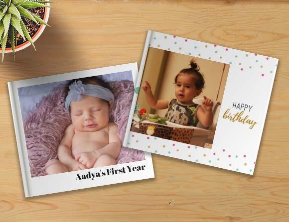 baby memory photo albums