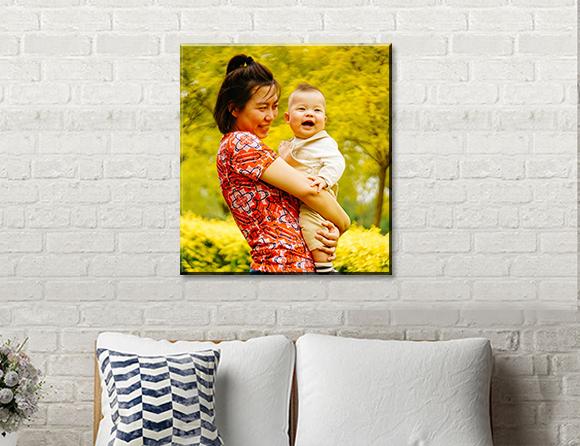 customize canvas prints