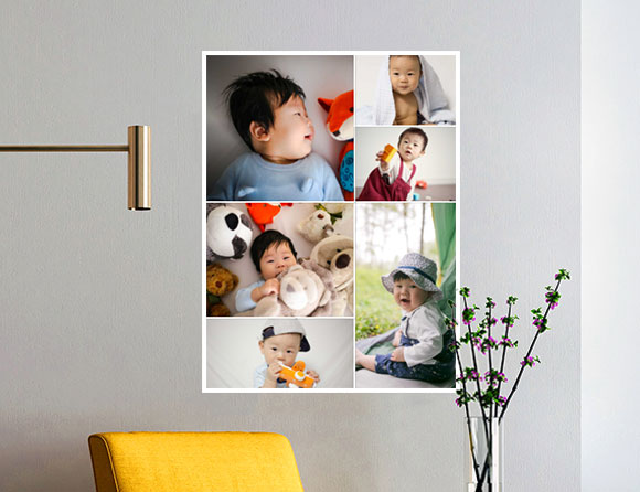 photo collages for gifting