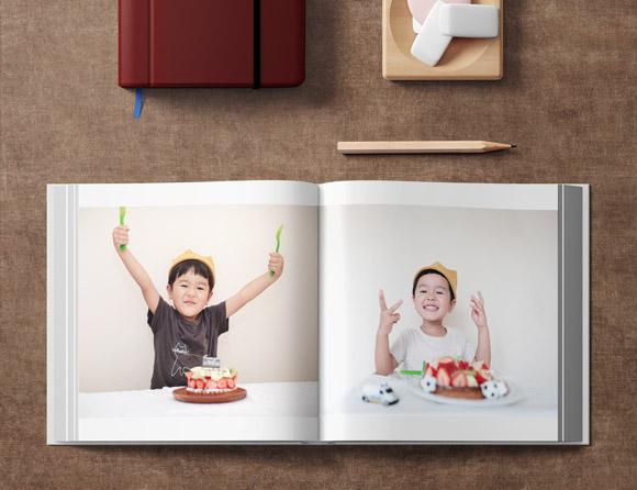 customized hardcover photobooks