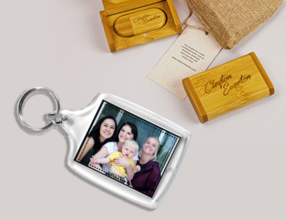huge discounted on photo keychains in bulk