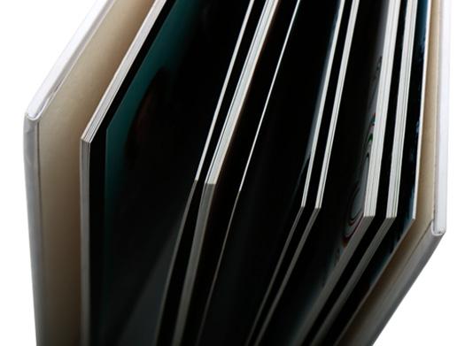 layflat binding photobooks