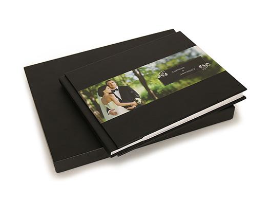 marriage leather photobooks