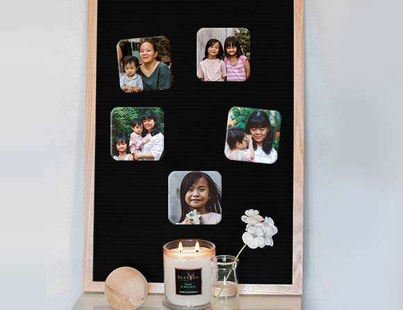 personalized photo magents