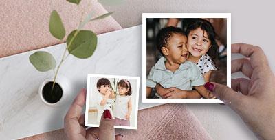 Photo Square prints