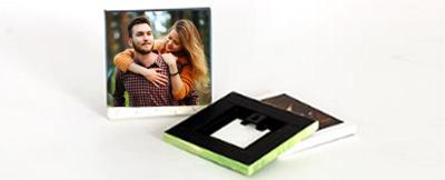 mounting photographs