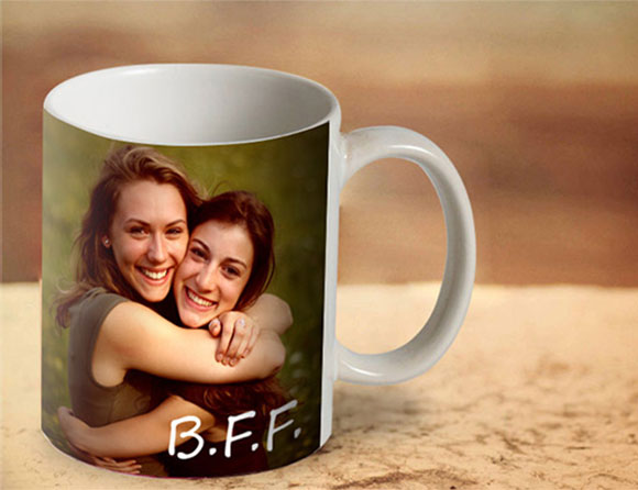 order photo mugs and deliver at home in Singapore