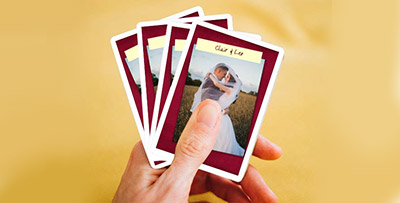 best photo playing cards in Singapore
