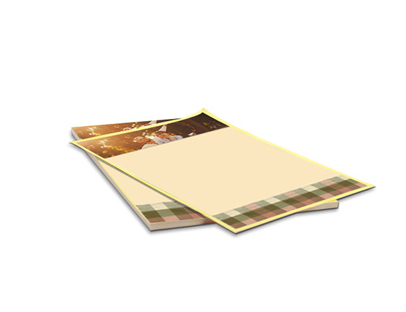 print online notepads in few minutes