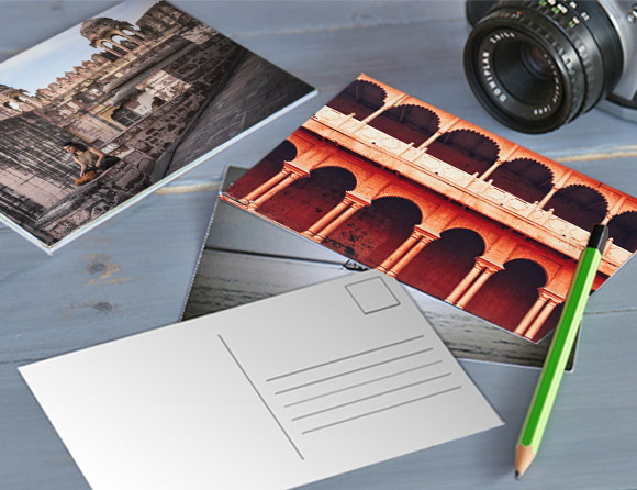 best photos on post cards