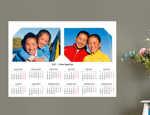 buy the best poster calendars online