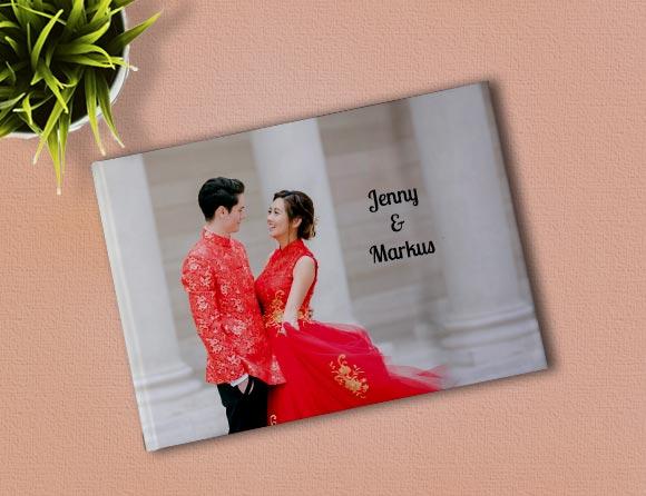 premium imagewrap photobooks
