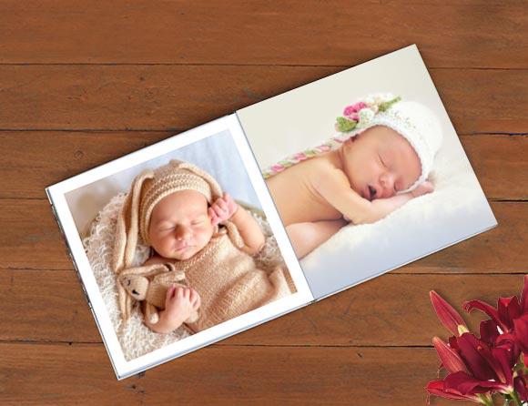 print out premium photo albums online