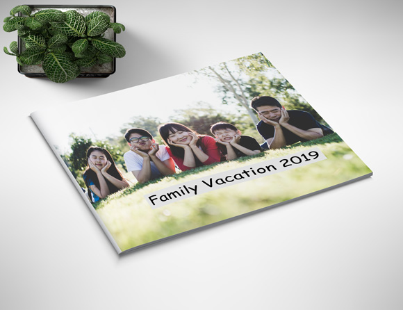 online softcover photo albums