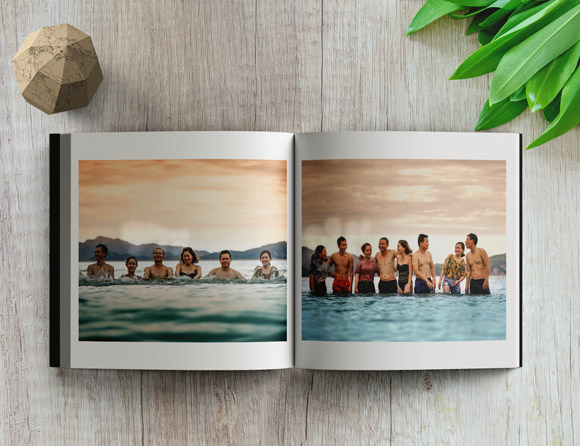 Softcover photo albums online