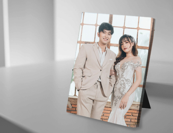 buy your best photo memories on table frames