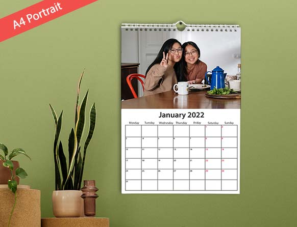 print wall calendars for gifts