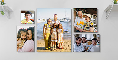 Mounted Photo Prints online
