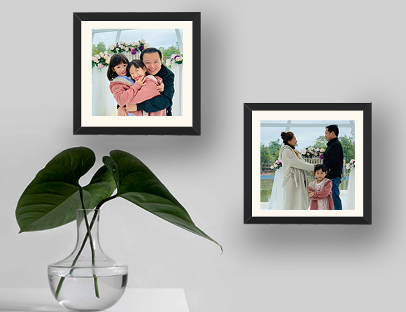 reasonable wall photo frames online