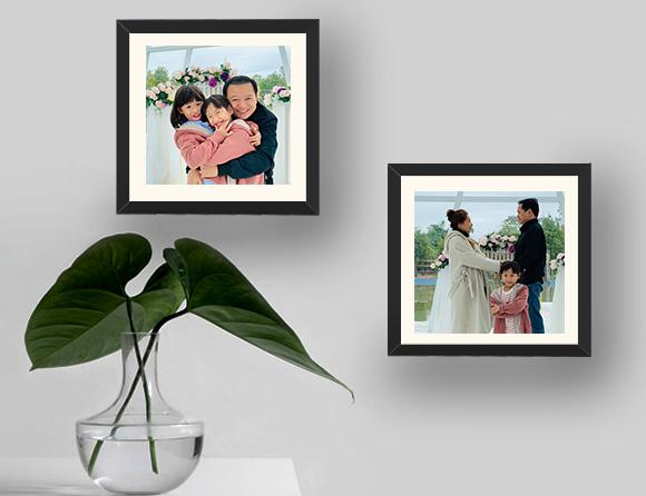 reasonable wall photo frames online